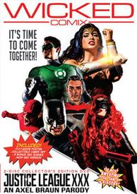 Justice League Xxx {dd}